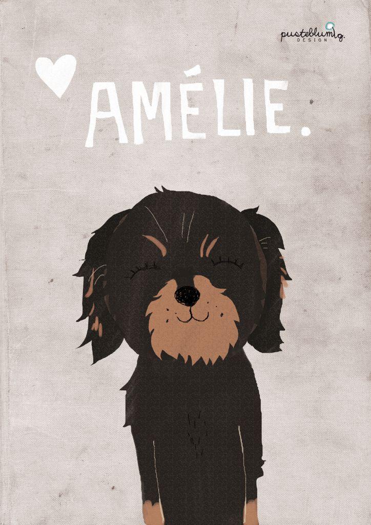 Amelie Pusteblumig