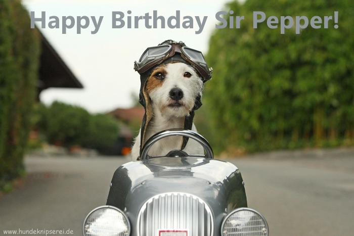 Geburtstag Peppi
